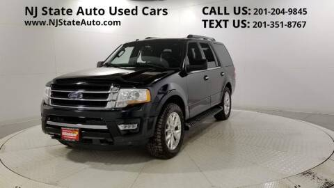 2017 Ford Expedition for sale at NJ State Auto Auction in Jersey City NJ