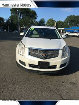 2010 Cadillac SRX for sale at Manchester Motors in Manchester CT