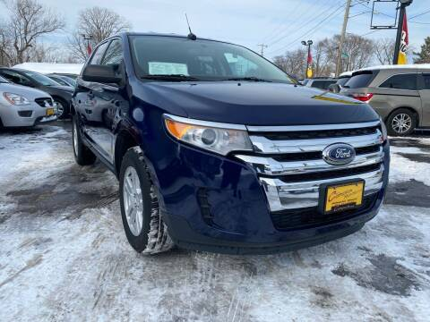 2011 Ford Edge for sale at COMPTON MOTORS LLC in Sturtevant WI