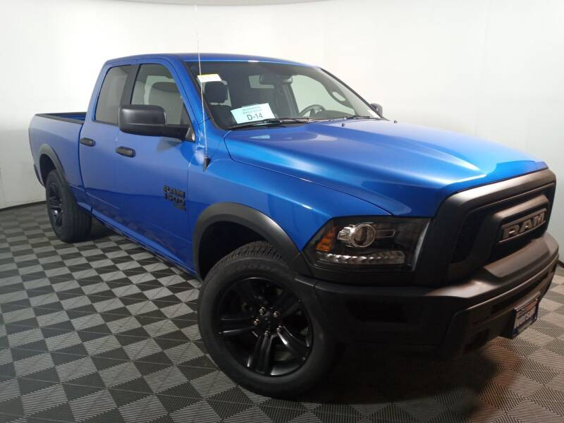 2021 RAM Ram Pickup 1500 Classic for sale in Mitchell, SD