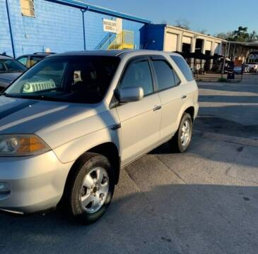 2004 Acura MDX for sale at JacksonvilleMotorMall.com in Jacksonville FL
