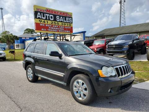 2009 Jeep Grand Cherokee for sale at Mox Motors in Port Charlotte FL