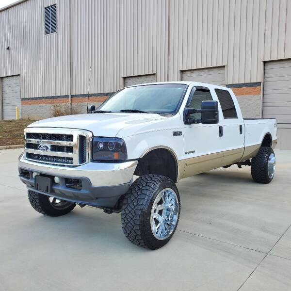 2001 Ford F-250 Super Duty for sale at 601 Auto Sales in Mocksville NC