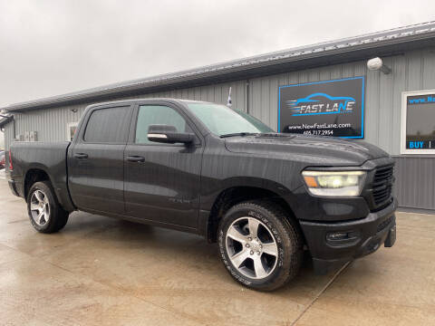 2020 RAM Ram Pickup 1500 for sale at FAST LANE AUTOS in Spearfish SD