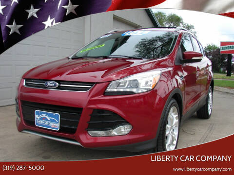 2014 Ford Escape for sale at Liberty Car Company - II in Waterloo IA