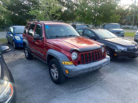 2006 Jeep Liberty for sale at Sensible Choice Auto Sales, Inc. in Longwood FL