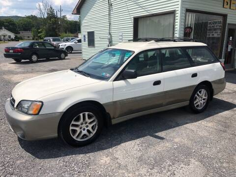 2003 Subaru Outback for sale at Superior Auto Sales in Duncansville PA