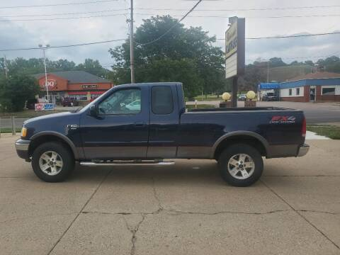 2003 Ford F-150 for sale at RIVERSIDE AUTO SALES in Sioux City IA