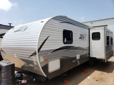 2017 Crossroads Z-1 291RL  for sale at Ultimate RV in White Settlement TX