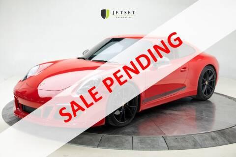 2019 Porsche 911 for sale at Jetset Automotive in Cedar Rapids IA
