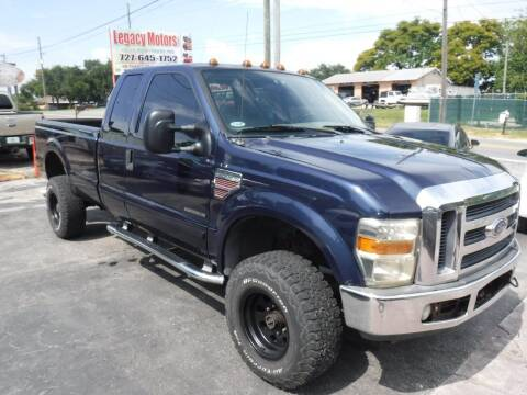 2001 Ford F-350 Super Duty for sale at LEGACY MOTORS INC in New Port Richey FL