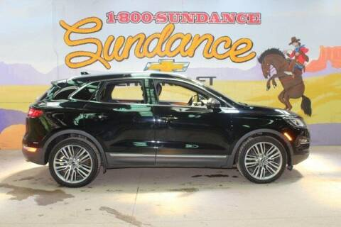 2016 Lincoln MKC for sale at Sundance Chevrolet in Grand Ledge MI