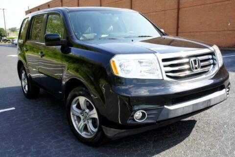 2013 Honda Pilot for sale at CU Carfinders in Norcross GA