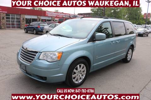 2008 Chrysler Town and Country for sale at Your Choice Autos - Waukegan in Waukegan IL