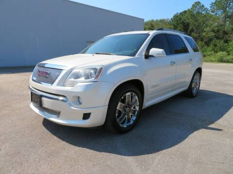 2011 GMC Acadia for sale at Access Motors Co in Mobile AL
