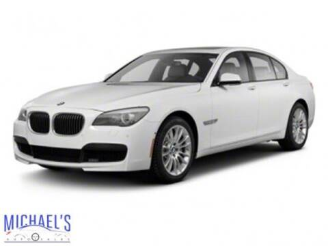 2011 BMW 7 Series for sale at Michael's Auto Sales Corp in Hollywood FL