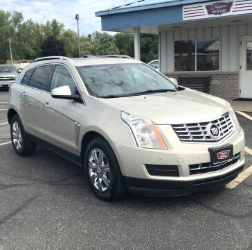 2015 Cadillac SRX for sale at Clapper MotorCars in Janesville WI