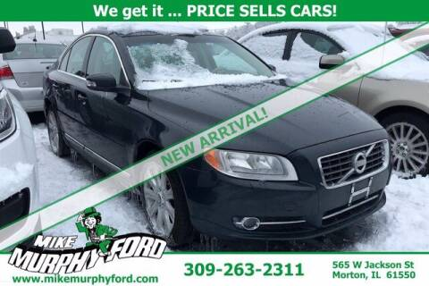 2010 Volvo S80 for sale at Mike Murphy Ford in Morton IL