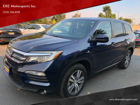 2016 Honda Pilot for sale at EKE Motorsports Inc. in El Cerrito CA