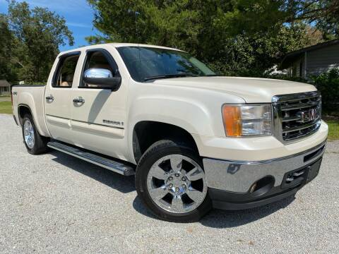 2009 GMC Sierra 1500 for sale at Byron Thomas Auto Sales, Inc. in Scotland Neck NC