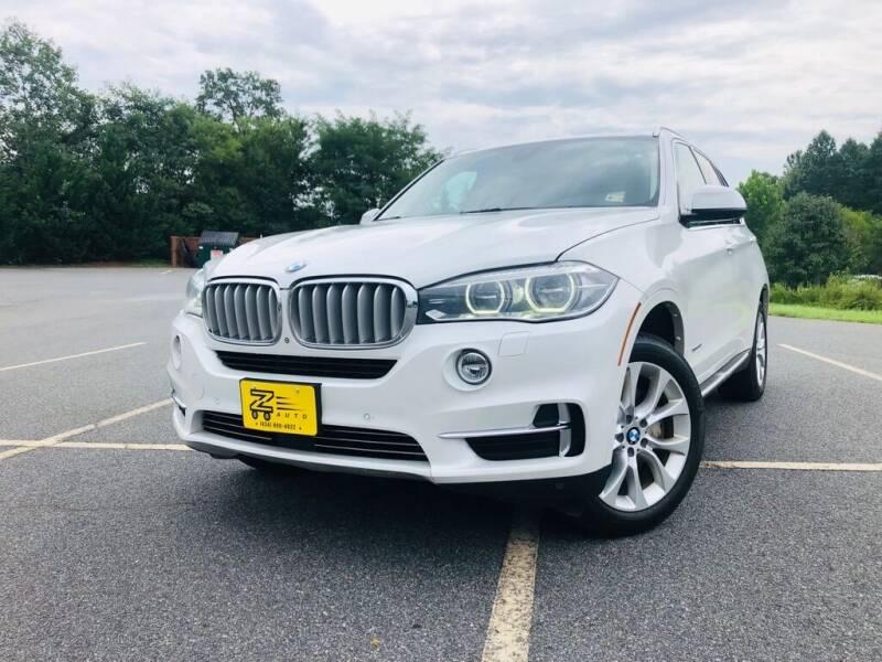 2015 BMW X5 for sale at Z Auto in Ruckersville VA