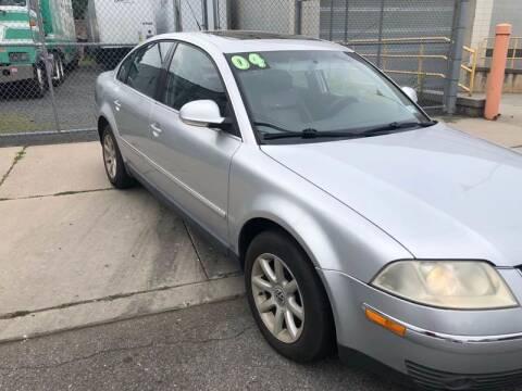 2004 Volkswagen Passat for sale at O A Auto Sale in Paterson NJ