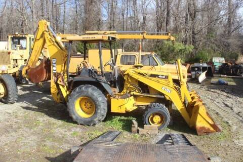 John Deere 310E for sale at Vehicle Network - Davenport, Inc. in Plymouth NC