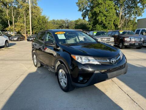 2015 Toyota RAV4 for sale at Zacatecas Motors Corp in Des Moines IA