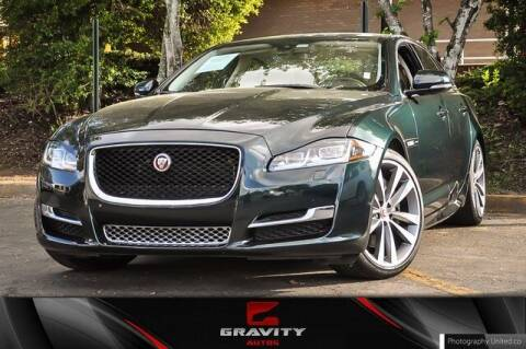 2017 Jaguar XJ for sale at Gravity Autos Atlanta in Atlanta GA