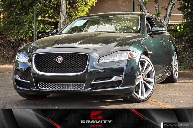 2017 Jaguar XJ for sale at Gravity Autos Atlanta in Atlanta GA