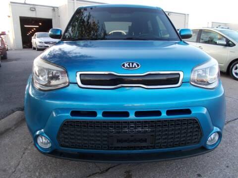 2015 Kia Soul for sale at ACH AutoHaus in Dallas TX