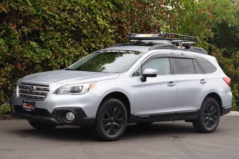 2015 Subaru Outback for sale at Beaverton Auto Wholesale LLC in Aloha OR