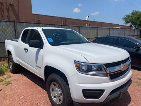 2019 Chevrolet Colorado for sale at Street Smart Auto Brokers in Colorado Springs CO