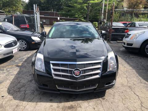 2009 Cadillac CTS for sale at Six Brothers Auto Sales in Youngstown OH