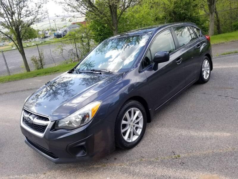 2014 Subaru Impreza for sale at GMG AUTO SALES in Scranton PA