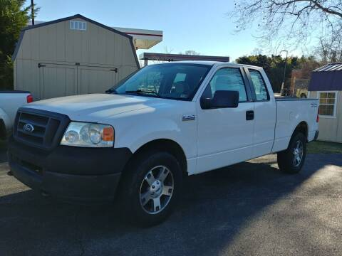 2005 Ford F-150 for sale at Regional Auto Sales in Madison Heights VA