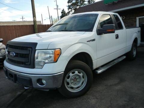 2013 Ford F-150 for sale at Sindibad Auto Sale, LLC in Englewood CO