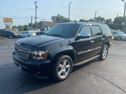 2009 Chevrolet Tahoe for sale at Rucker's Auto Sales Inc. in Nashville TN