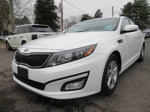 2014 Kia Optima for sale at PRESTIGE IMPORT AUTO SALES in Morrisville PA