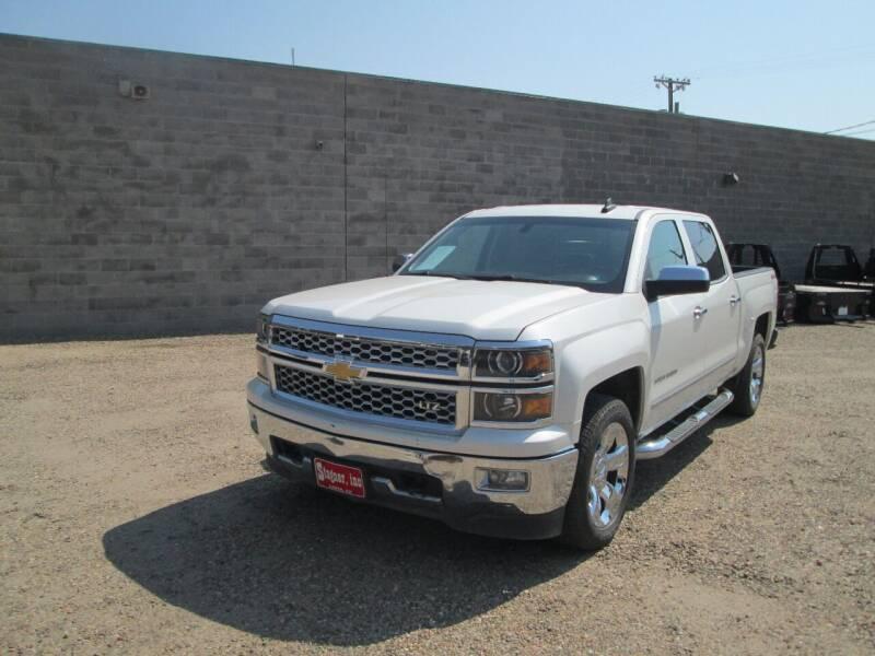 2015 Chevrolet Silverado 1500 for sale at Stagner INC in Lamar CO