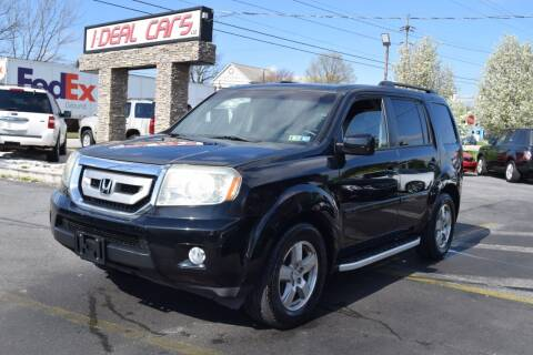 2011 Honda Pilot for sale at I-DEAL CARS in Camp Hill PA