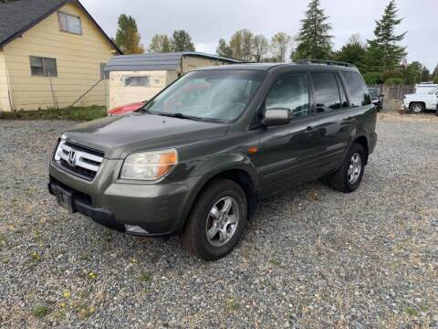 2006 Honda Pilot for sale at MIDLAND MOTORS LLC in Tacoma WA