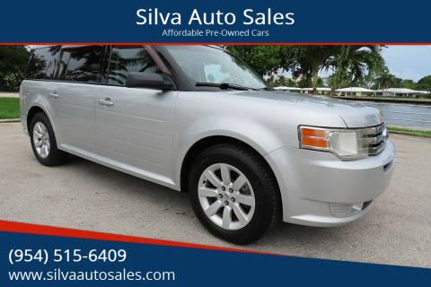 2009 Ford Flex for sale at Silva Auto Sales in Pompano Beach FL