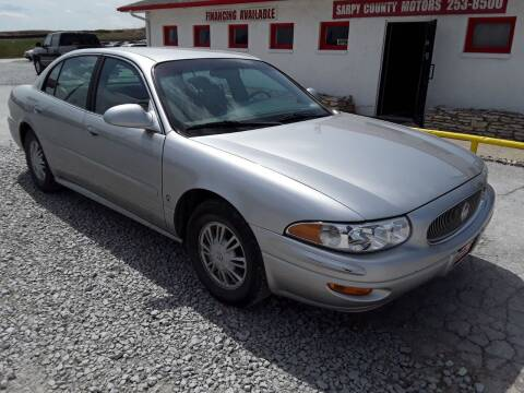 2005 Buick LeSabre for sale at Sarpy County Motors in Springfield NE