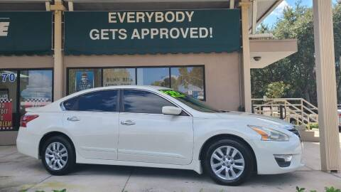 2013 Nissan Altima for sale at Dunn-Rite Auto Group in Longwood FL