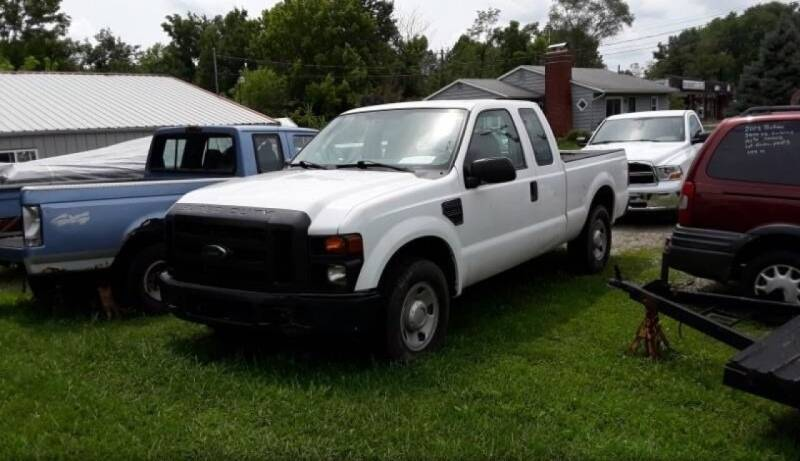 2008 Ford F-250 Super Duty for sale at Phillips Used Auto Sales in Loveland OH