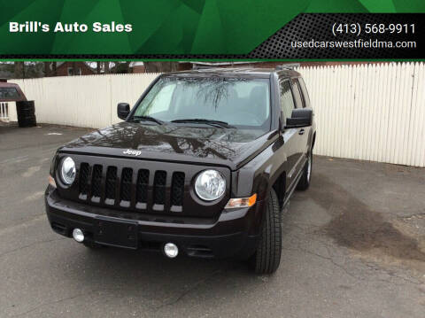 2014 Jeep Patriot for sale at Brill's Auto Sales in Westfield MA