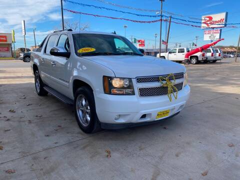 2007 Chevrolet Avalanche for sale at Russell Smith Auto in Fort Worth TX