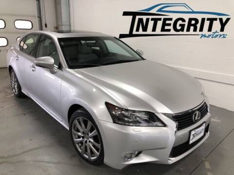2013 Lexus GS 350 for sale at Integrity Motors, Inc. in Fond Du Lac WI