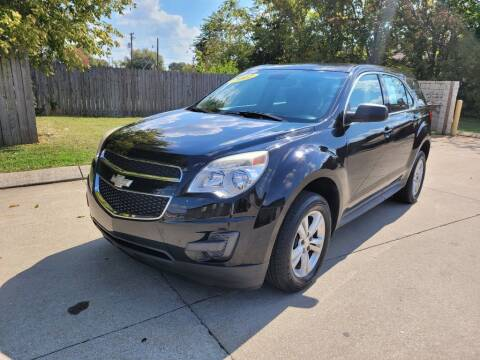 2012 Chevrolet Equinox for sale at Harold Cummings Auto Sales in Henderson KY